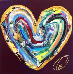 Cynthia Coulombe-Bégin: Purple Love