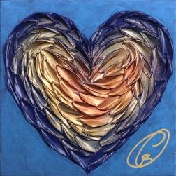 Cynthia Coulombe-Bégin: Heaven's Love No. 2