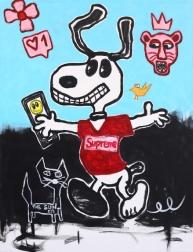 Tommy Lennartsson: Snoopy Supreme