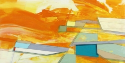 Paul Kirley: Abstract Landscape #144