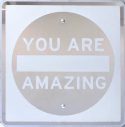 Scott Froschauer: Mirror You Are Amazing II
