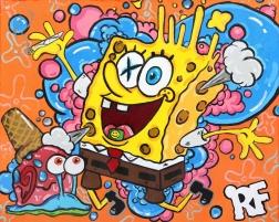 RF: Bubbled Sponge