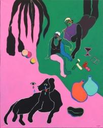 Valerie Etitinwo: Sad Dog