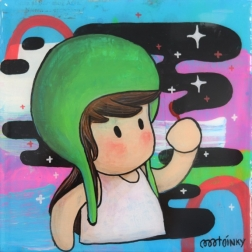 Melanie Tiongson: The One With Bubbles