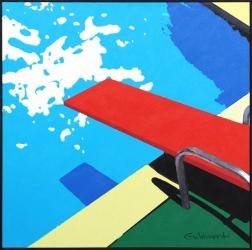 Michael Giliberti: Deep End Red