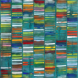 Petra Rös-Nickel: Happy Turquoise 21-9