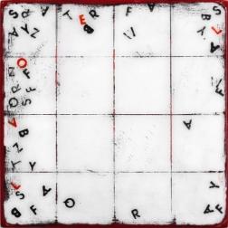 Ricky Hunt: Alphabet Soup 10