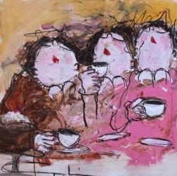 Gerdine Duijsens: Pink Party