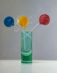 Stuart Dunkel: Lollys in Green