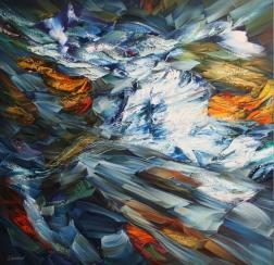 Sergei Inkatov: Icy Flower