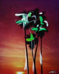 Pete Kasprzak: Palms by the Pacific