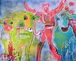 Fredi Gertsch: Love Me Tender