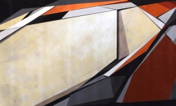 Paul Kirley: Abstract Landscape 49