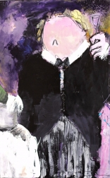 Gerdine Duijsens: Black Tie