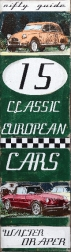 Carl Smith: Classic European Cars
