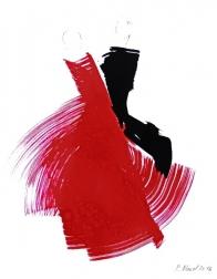 Bettina Mauel: Dancers 11