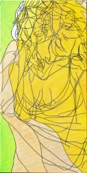 Hilary Bond: Gold, Yellow, Green