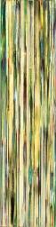 Petra Rös-Nickel: Green Blue Stripes