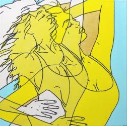 Hilary Bond: Pearl, Yellow, Blue, Gold