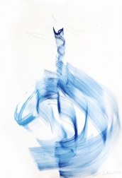 Bettina Mauel: The Blue Cloth 4