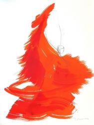 Bettina Mauel: The Red Cloth 106