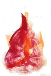 Bettina Mauel: The Red Cloth 126