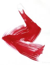 Bettina Mauel: The Red Cloth 92