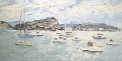Sally West: Pittwater (29.6.17)