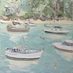 Sally West: Berry's Bay (22.6.17)