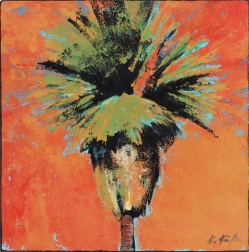 Kathleen Keifer: Tropical Sizzle Palm