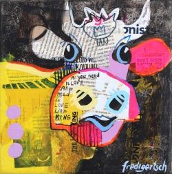 Fredi Gertsch: Mary's Love