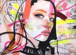 Sally K: White Line
