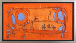 Sergio Valenzuela: Happy Landscape 3
