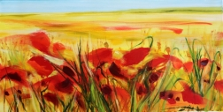 Bettina Mauel: Field of Poppies