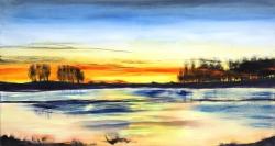 Bettina Mauel: Shoreline III