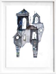 Maria C Bernhardsson: Blue Residence