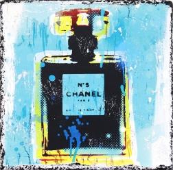 Marion Duschletta: Chanel Blue