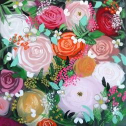 Sally K: Abstract Sweetness