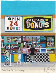 Fabio Coruzzi: Downtown Donut Shop