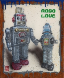 Carl Smith: Silver Robo Love