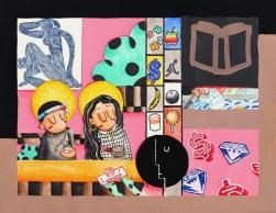 Danny Brown: Kids Learn Art