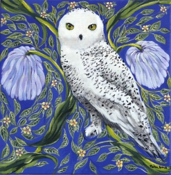 Naomi Jones: Snowy Owl