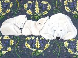 Naomi Jones: Polar Bear Family