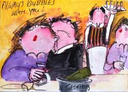 Gerdine Duijsens: Always Bubbles With You