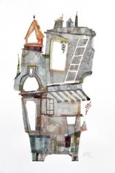 Maria C Bernhardsson: New York Building