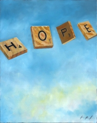Kathleen Keifer: Floating Hope