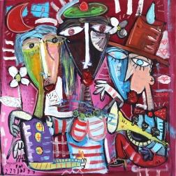 Alessandro Siviglia: La Mamma dell' Arte