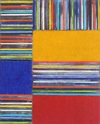 Petra Rös-Nickel: Rainbow Stripes