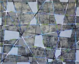 Petra Rös-Nickel: Diagonal Stripes