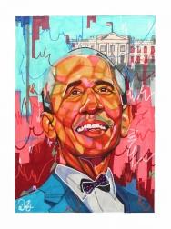 Domonique Brown: Barrack Obama